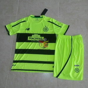 Uniforme Celtic visitante