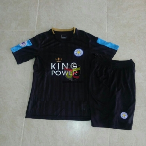 Uniforme Leicester city visitante