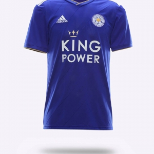 Camisa Local Leicester City